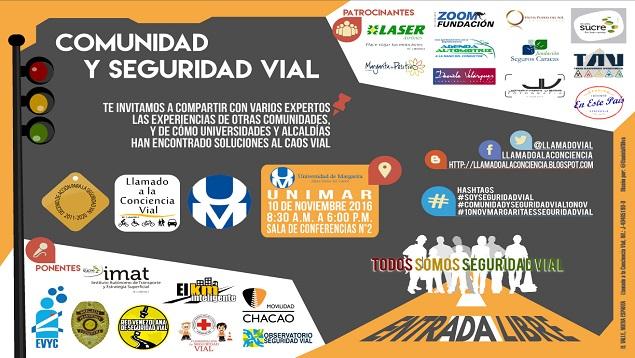 """""""Conversatorio: Comunidad Y Seguridad Vial"""""""