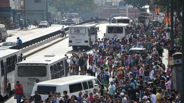 COMUNICADO: Organizaciones Se Pronuncian Ante Crisis En El Sistema De Transporte En Venezuela