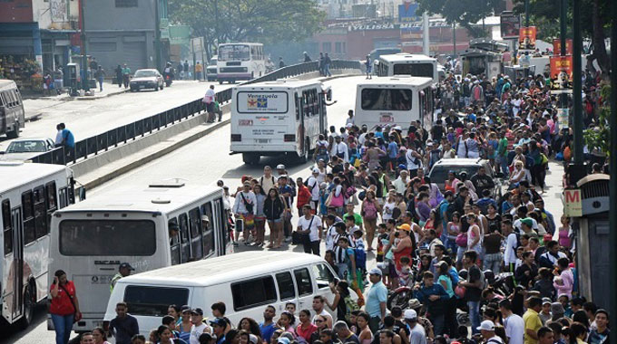 Global Alliance For NGOs For RoadSafety: HOW VENEZUELA'S CRISIS IS HITTING ROAD SAFETY