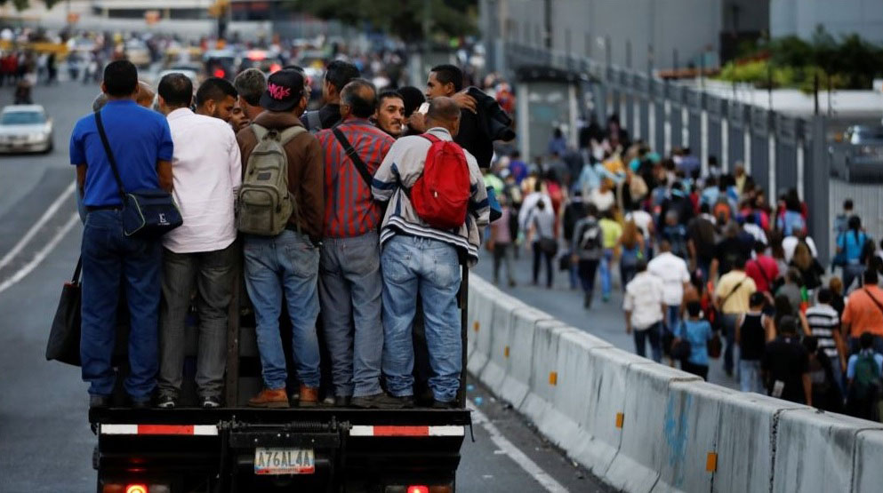 COMUNICADO – Más De 20 Organizaciones Ratifican Su Preocupación Ante La Crisis En El Sistema De Transporte En Venezuela
